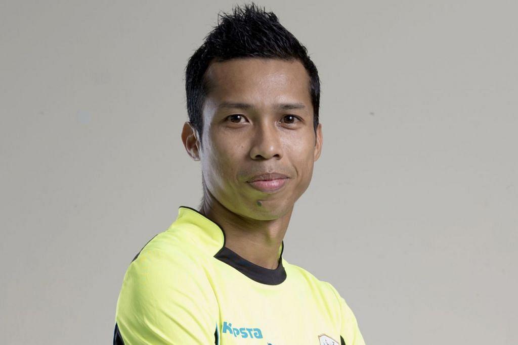 """ISMADI MUKHTAR: Bekas pemain Tampines ini anggap usul untuk mengehad jumlah pemain yang berusia di atas 30 tahun sebagai """"sesuatu yang tidak masuk akal""""."""
