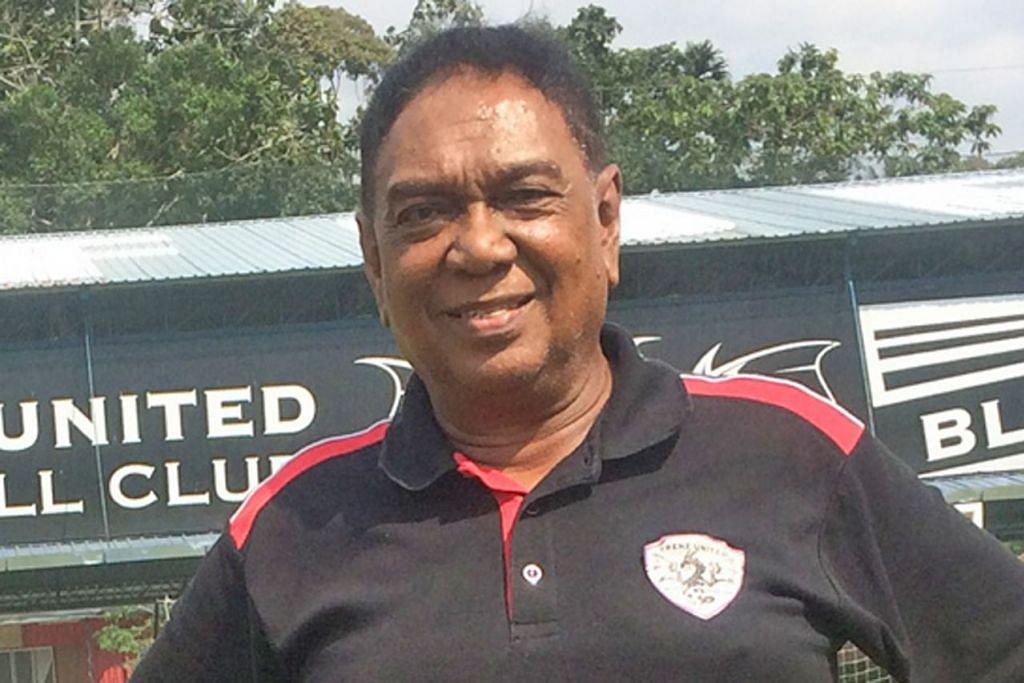 JITA SINGH: Bola sepak Singapura bola sepak tidak mampu bereksperimentasi lagi, sebaliknya apa jua usul perlu ditimbangkan dengan mendalam.