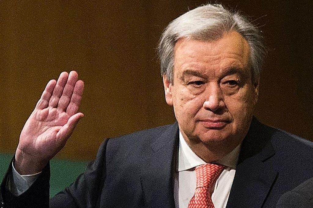 Ban Ki-Moon akhiri tugas sebagai Setiausaha Agung PBB