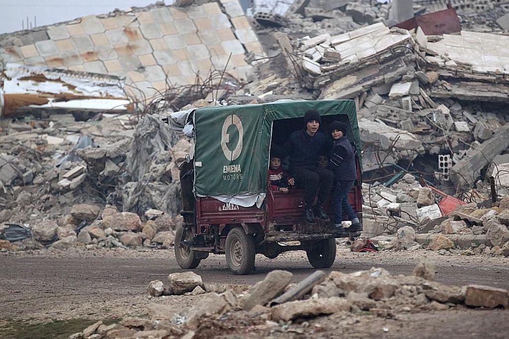 Pemberontak tuduh rejim Assad cabul gencatan senjata