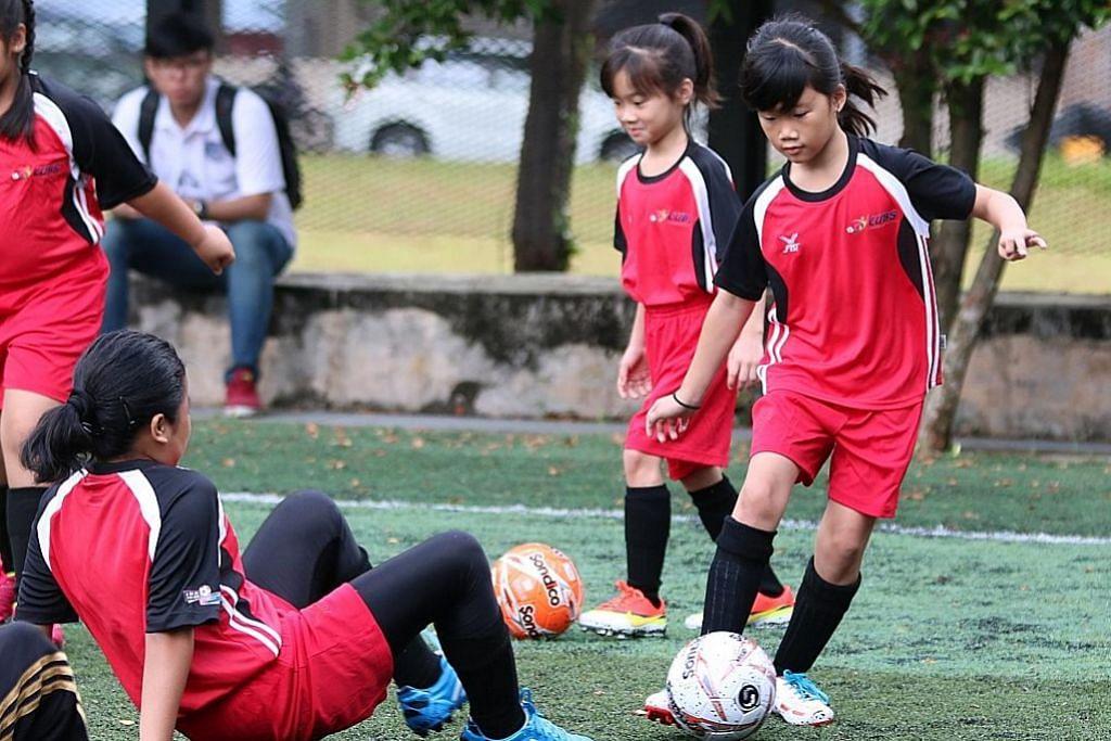 Dana untuk FAS akan ditadbir SportSG BOLA SEPAK SETEMPAT