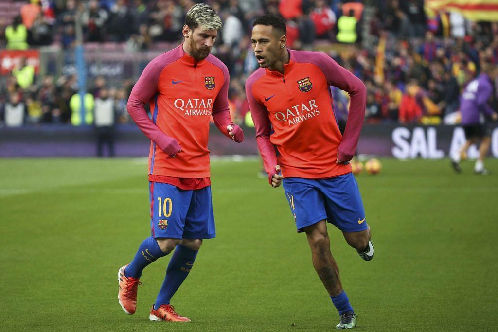 Messi, Neymar dan Ibrahimovic aksi di Stadium Negara? BOLA SEPAK SETEMPAT