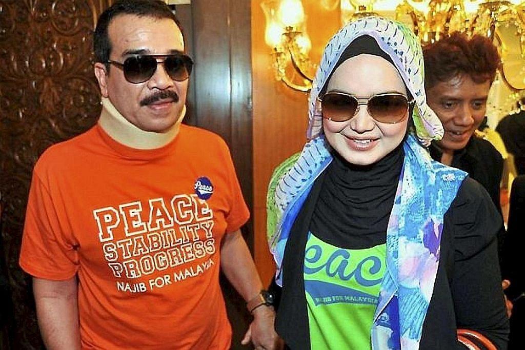 Guna nama untuk iklan ubat rangsang seks: Siti Nurhaliza mahu saman peniaga