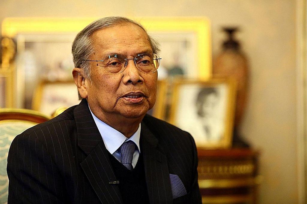 Ketua Menteri Sarawak Adenan Satem meninggal akibat sakit jantung