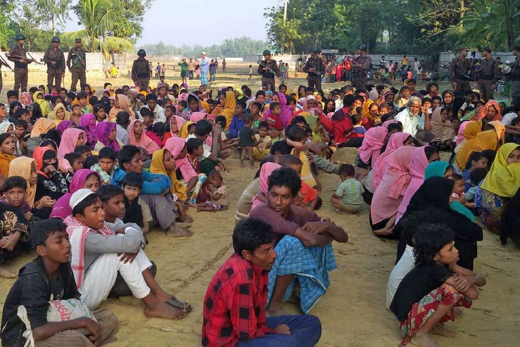 PM Bangladesh minta Myanmar ambil balik pelarian Rohingya