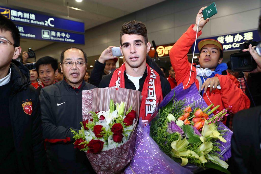 Oscar tak anggap pindah ke China langkah mundur