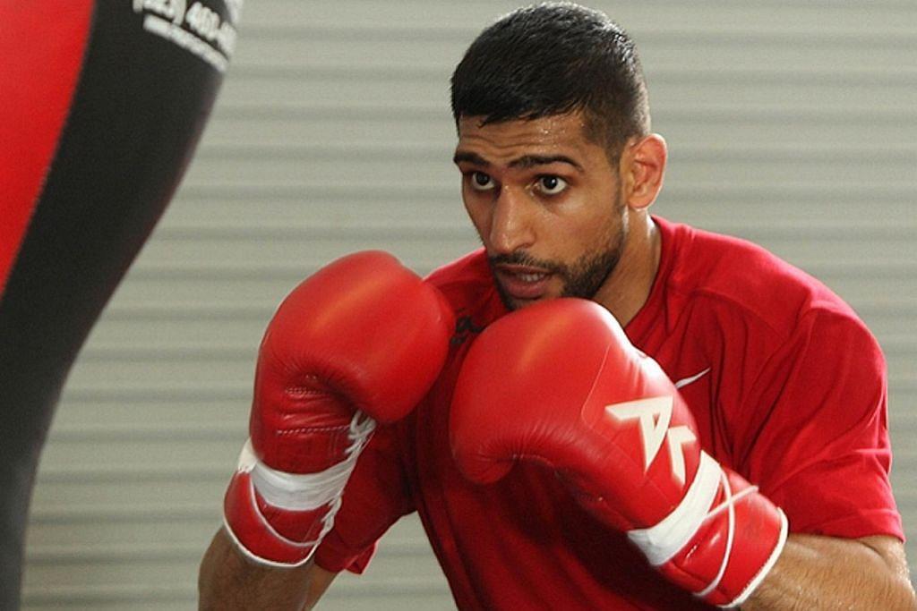 Amir Khan mahu 'kuasai' MMA pula