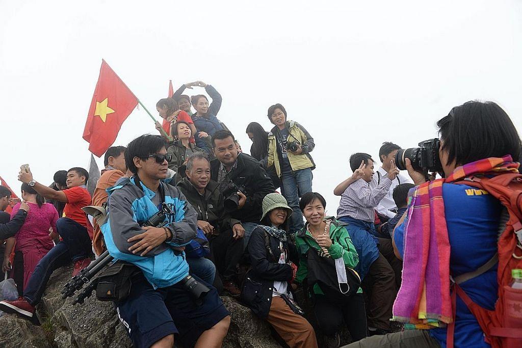 Semakin ramai mengunjungi Vietnam