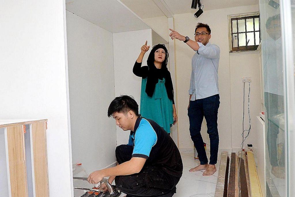 Dapat bantuan selepas ubah elok rumah terbengkalai