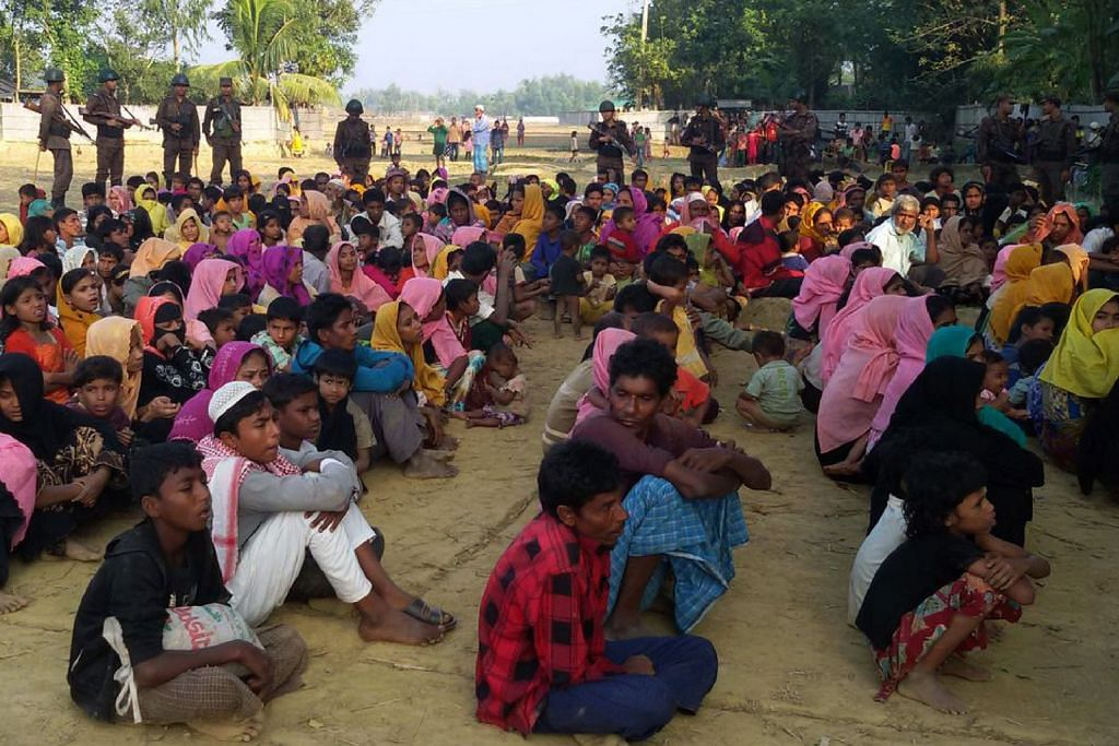 Bangladesh minta Myanmar ambil balik pelarian Rohingya