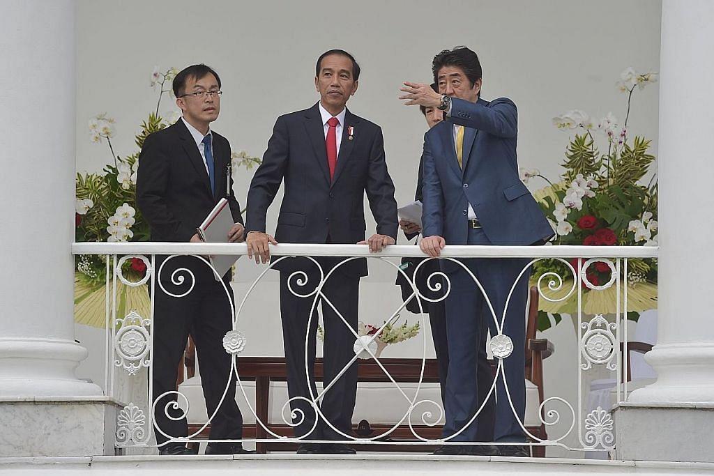 Indonesia, Jepun komited kerjasama maritim