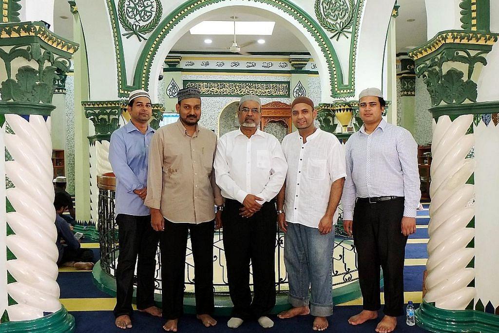 Masjid tumpuan masyarakat India Muslim, buka pintu kepada bukan Muslim