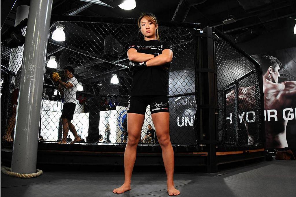 Angela Lee terus giat berlatih untuk hadapi srikandi Taiwan