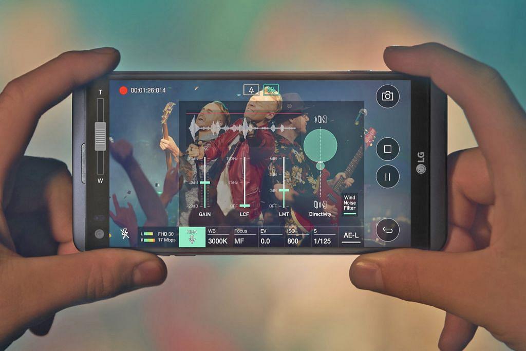 Telefon pintar berbilang media terbaru dalam pasaran