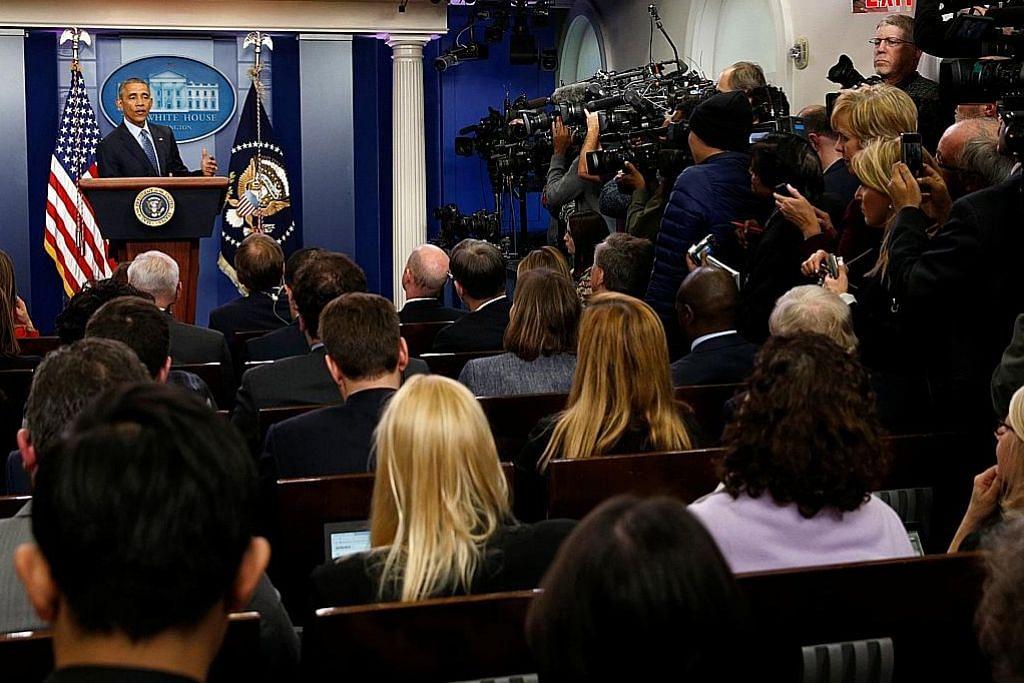 Obama janji bersuara jika nilai AS terancam