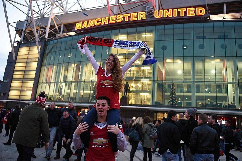 Manchester United ganti Real Madrid sebagai kelab terkaya dunia