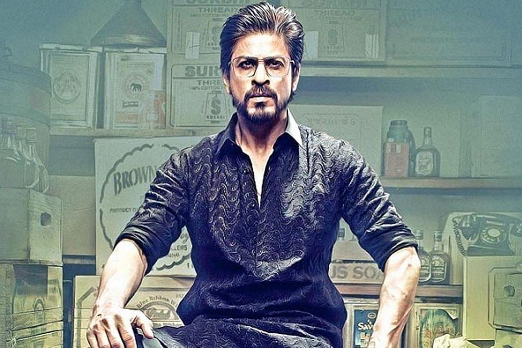 Shah Rukh berpijak di bumi nyata