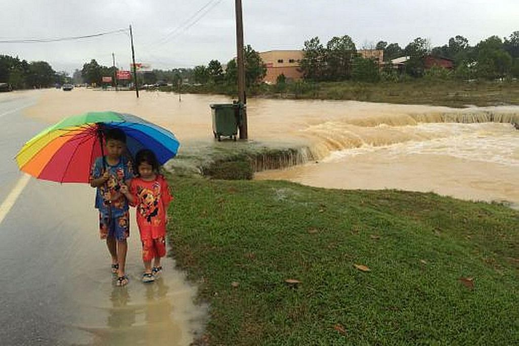Mangsa banjir Kelantan, Terengganu meningkat