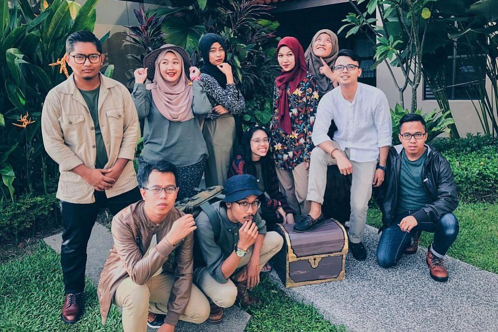 Dulu 'karat' cakap Melayu, kini selesa sertai Perbayu