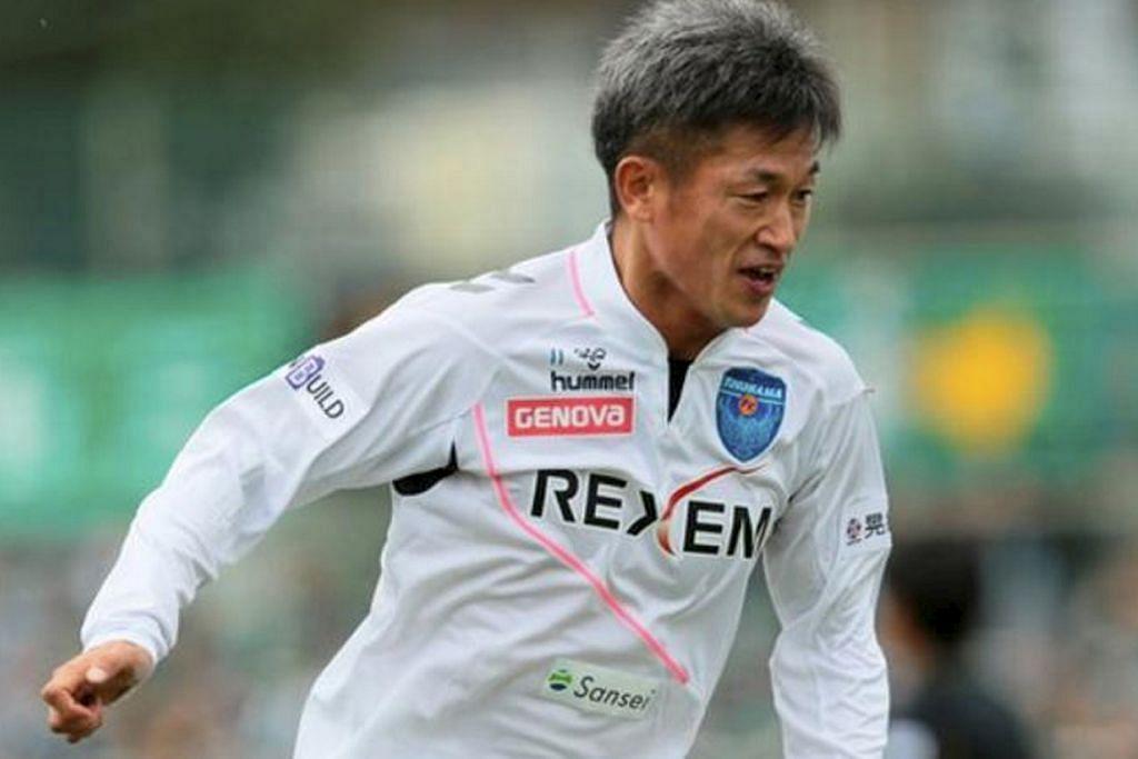 Miura masih ligat walau usia hampir cecah 50 tahun