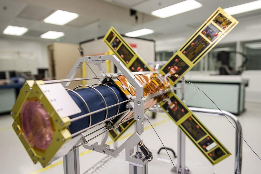 Pelancaran satelit ketujuh bukti kemampuan NTU