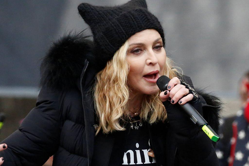 Madonna: Kenyataan mahu letupkan Rumah Putih hanya kiasan