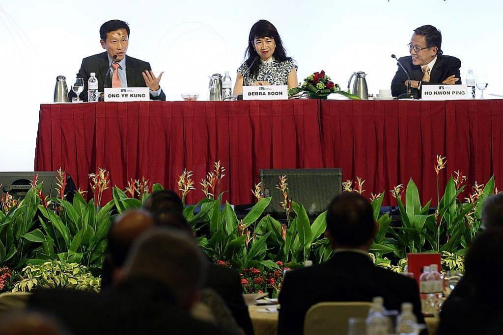Ye Kung: Sistem pemerintah satu parti mungkin laluan bagi S'pura berjaya