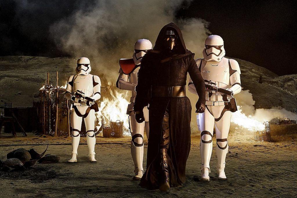 """Siapa Jedi akan terdedah dalam filem """"Star Wars' seterusnya"""