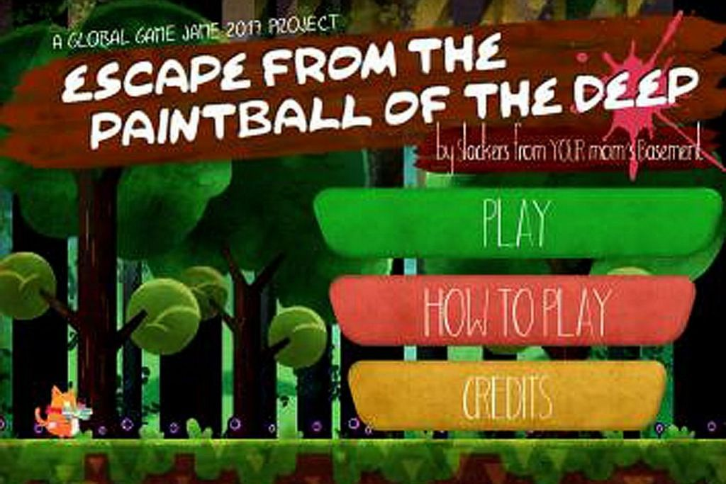 Antara permainan yang dicipta