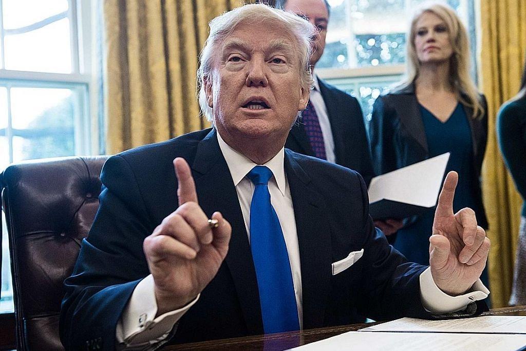 Trump keluarkan lagi arahan eksekutif