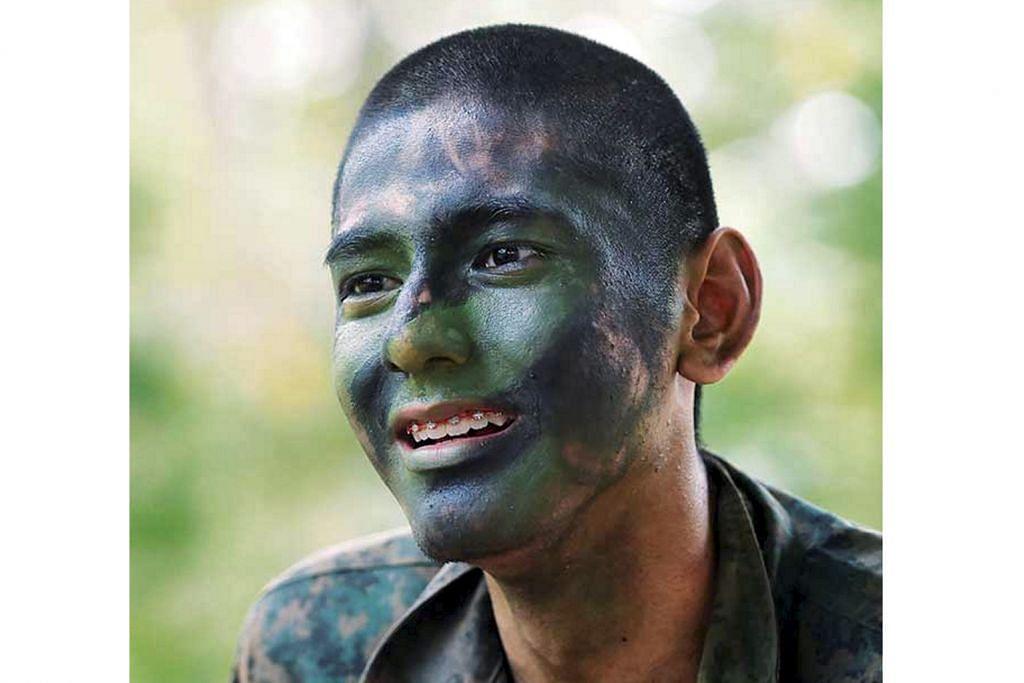 Laluan menjadi askar yang cekap