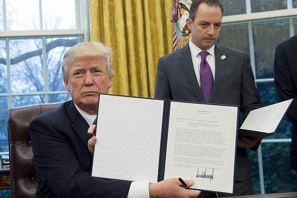 Masih taruh harapan walau TPP telah 'terkubur'?