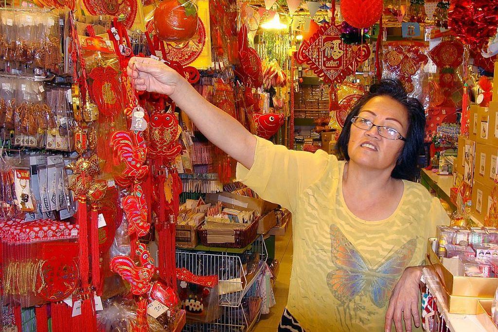 Tarikan belanja di JB bagi Tahun Baru Cina
