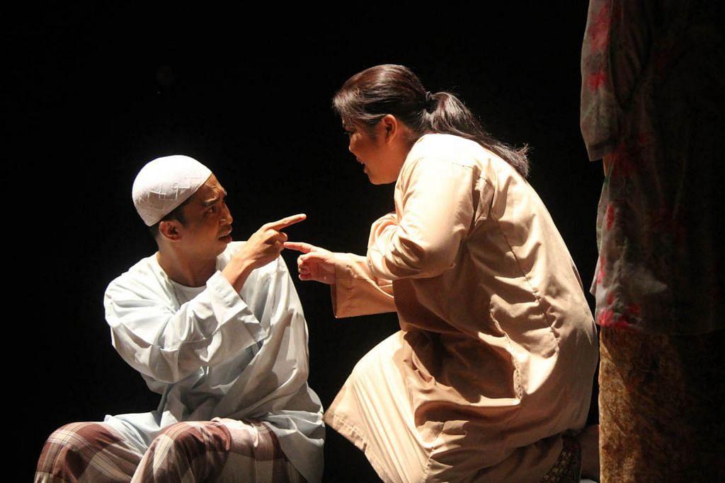 ULASAN TEATER Lakonan 'Hayat Hayatie' jentik hati penonton
