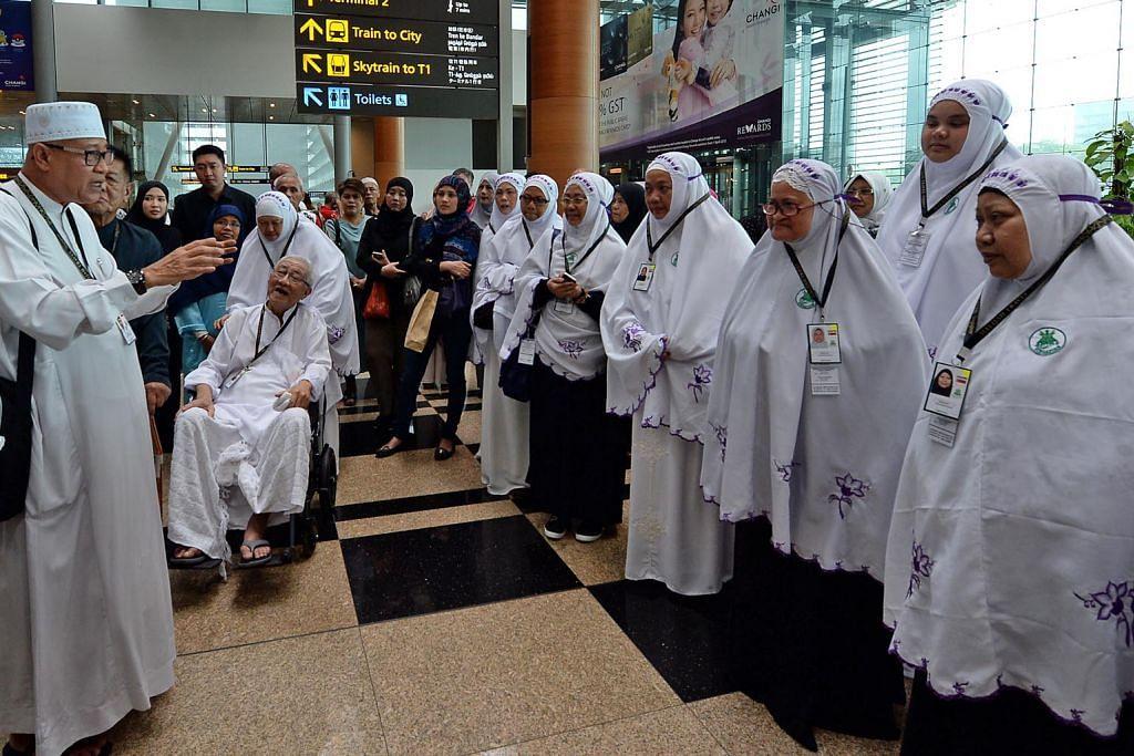 Persatuan Ain penuhi hajat pesakit barah tunai umrah