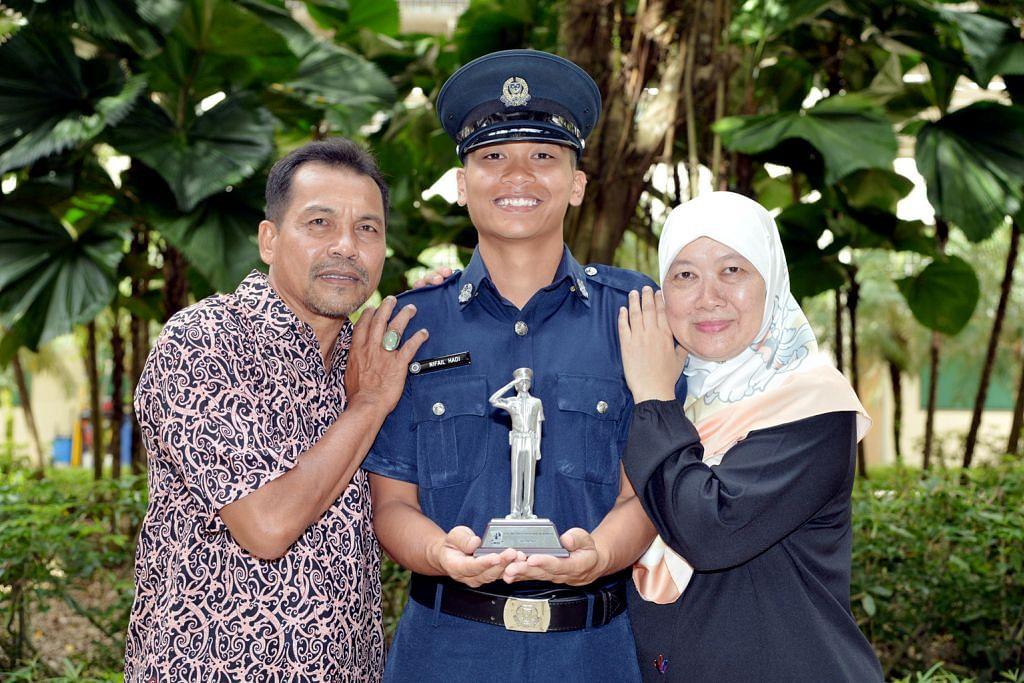 Kecederaan bukan halangan capai terbaik dalam Polis NS