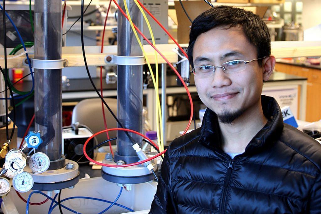 Kuman kecil bawa saintis Singapura ke Harvard