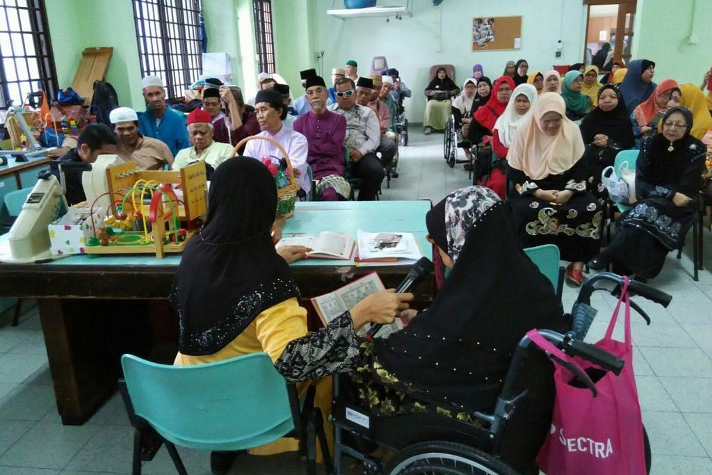 Persatuan golongan kurang upaya perlukan ruang untuk teruskan kelas