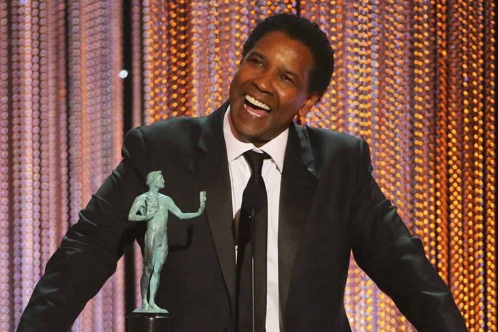 Denzel Washington tidak sangka dipilih sebagai Aktor Terbaik
