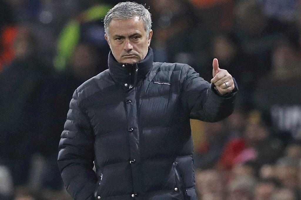 Mourinho tolak tawaran besar dari China