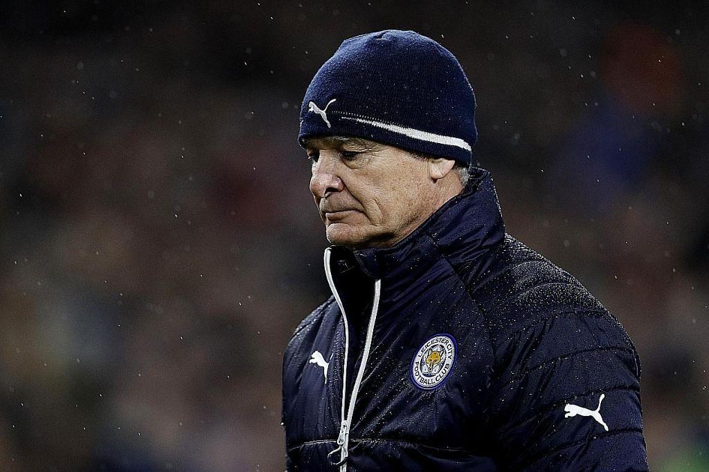 Leicester terus dirundung kekalahan