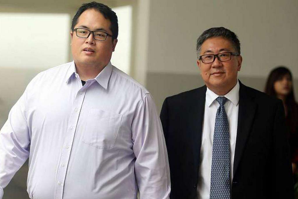 Anak Peguam Kanan dipenjara kerana elak NS