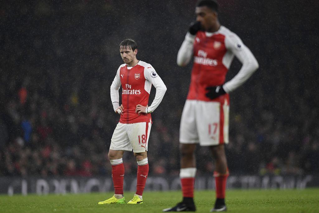 BOLA SEPAK ENGLAND Mentaliti lemah pemain Arsenal: Salah pemain atau Wenger?