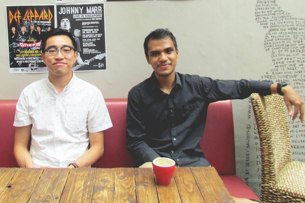 Pengalaman pemilik kafe di Kg Glam diabadi