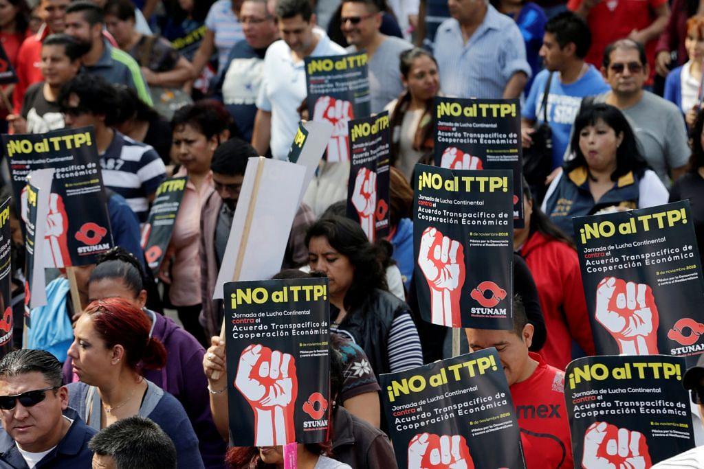 TPP: AS undur diri, S'pura terus cari rakan dagang