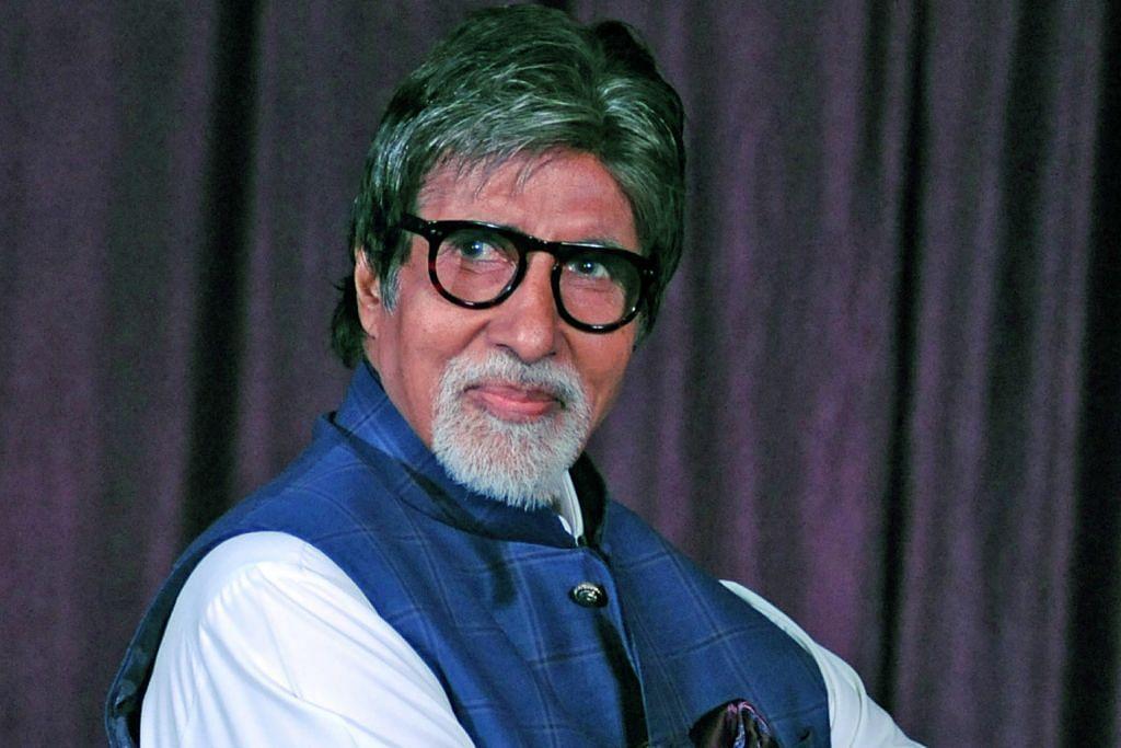 Amitabh sanggup berlakon secara percuma dalam filem arahan idolanya