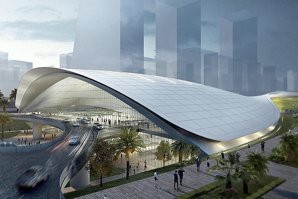 LTA lantik firma kaji prasarana kereta api laju KL-Singapura di sini