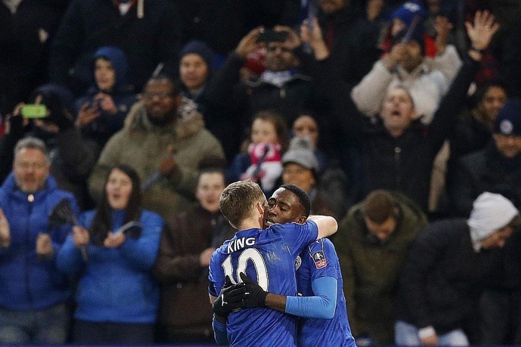 Ranieri harap kemenangan jadi tonik pertingkat semangat Leicester