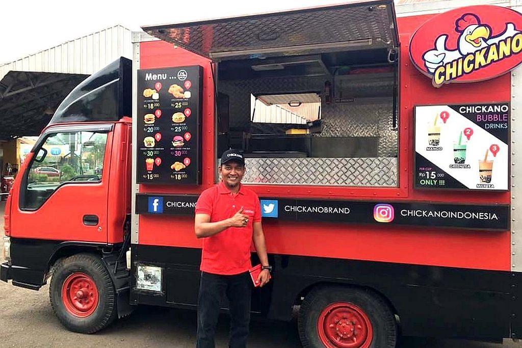 Firma SME Chickano tembusi pasaran Indonesia