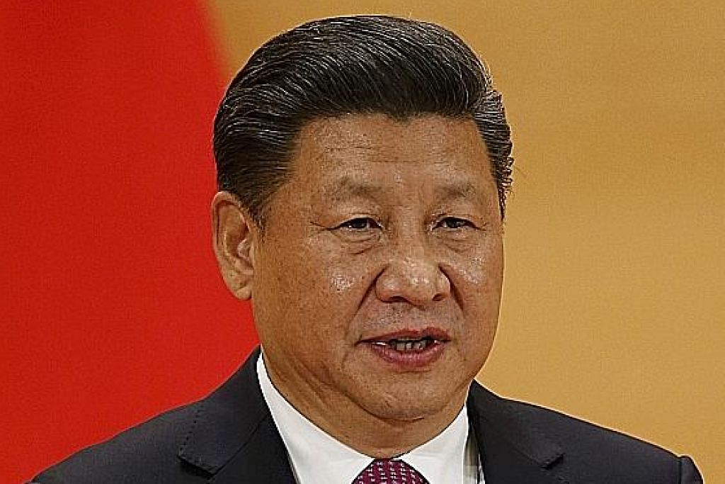 Trump utus surat kepada Xi, mahu jalin hubungan membina